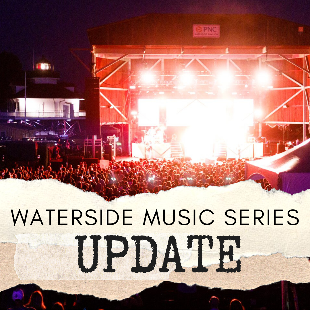 Waterside Music Update